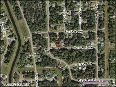 Van Leer Avenue, North Port, FL 34288 (MLS #C7447636) :: Team Turner