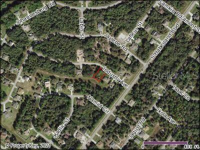 Industry Avenue, North Port, FL 34288 (MLS #C7447723) :: Sarasota Gulf Coast Realtors