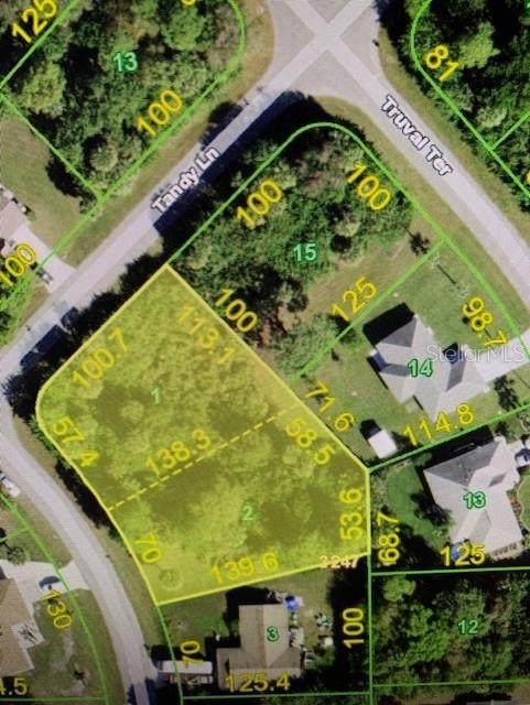 1508/1518 Paxton Terrace, Port Charlotte, FL 33952 (MLS #C7448107) :: Globalwide Realty