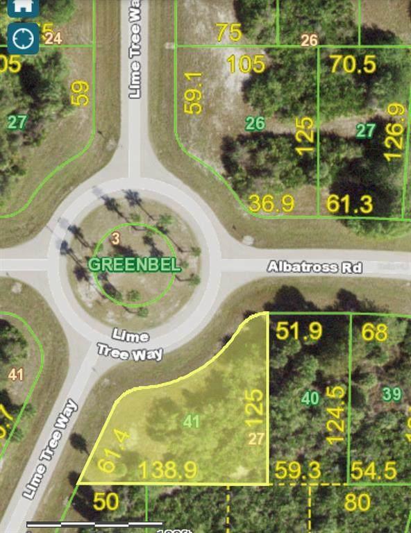 439 Albatross Road, Rotonda West, FL 33947 (MLS #C7448200) :: The BRC Group, LLC