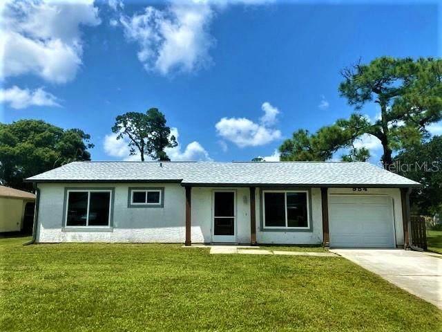 954 Andrews Avenue NW, Port Charlotte, FL 33948 (MLS #C7448616) :: Globalwide Realty