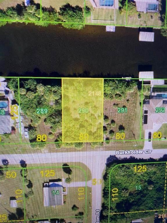 18278 Burkholder Circle, Port Charlotte, FL 33948 (MLS #C7448647) :: Globalwide Realty