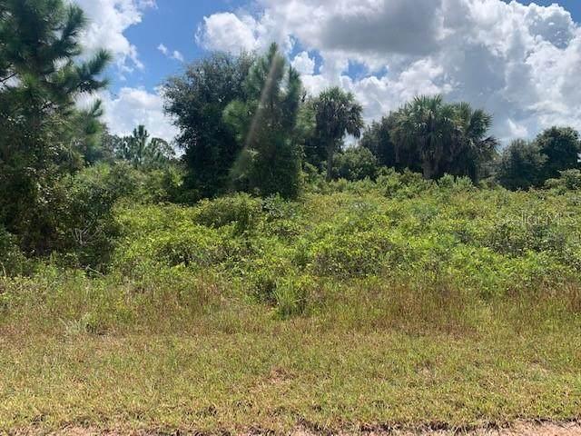 Winterville Circle, North Port, FL 34288 (MLS #C7449133) :: The Duncan Duo Team