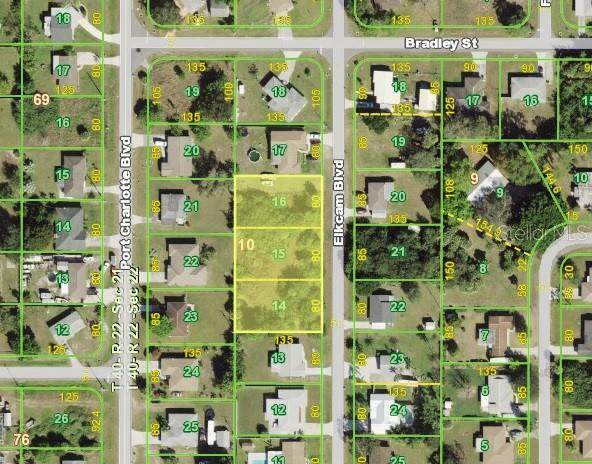 3323 Elkcam Boulevard, Port Charlotte, FL 33952 (MLS #C7449292) :: Your Florida House Team