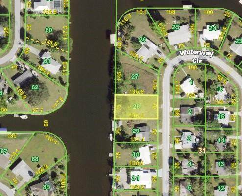 215 Waterway Circle NE, Port Charlotte, FL 33952 (MLS #C7449310) :: Everlane Realty