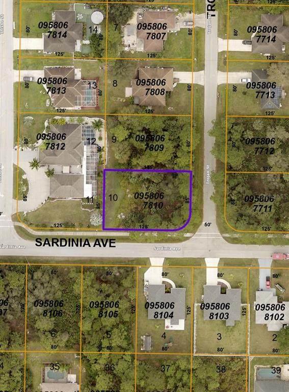 Trojan Street, North Port, FL 34286 (MLS #C7449358) :: Aybar Homes