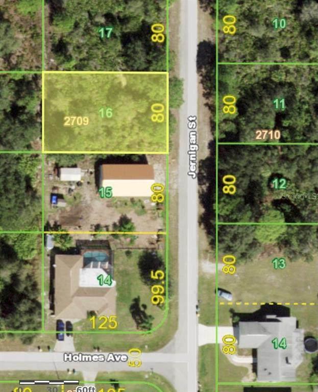 3477 Jernigan Street, Port Charlotte, FL 33948 (MLS #C7449389) :: Delgado Home Team at Keller Williams