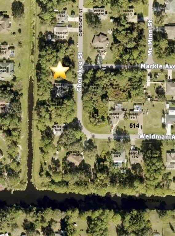 Cherokee Street, North Port, FL 34286 (MLS #C7449584) :: Delgado Home Team at Keller Williams
