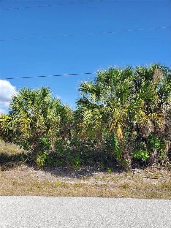 Lagrange Avenue, North Port, FL 34286 (MLS #C7449604) :: Gate Arty & the Group - Keller Williams Realty Smart