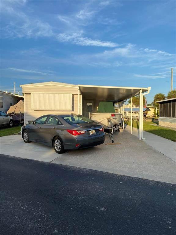 3304 Sunny Harbor Drive, Punta Gorda, FL 33982 (MLS #C7450276) :: GO Realty
