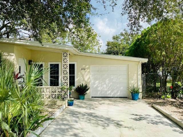 2594 Ambrose Lane, Port Charlotte, FL 33952 (MLS #C7450310) :: Medway Realty