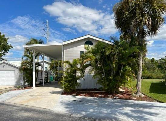 3112 Bayside Parkway, Punta Gorda, FL 33982 (MLS #C7450321) :: GO Realty