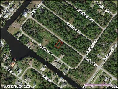14289 Imlay Avenue, Port Charlotte, FL 33981 (MLS #C7450338) :: Everlane Realty