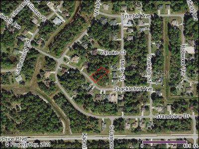 Shackleford Avenue, North Port, FL 34288 (MLS #C7450342) :: Medway Realty