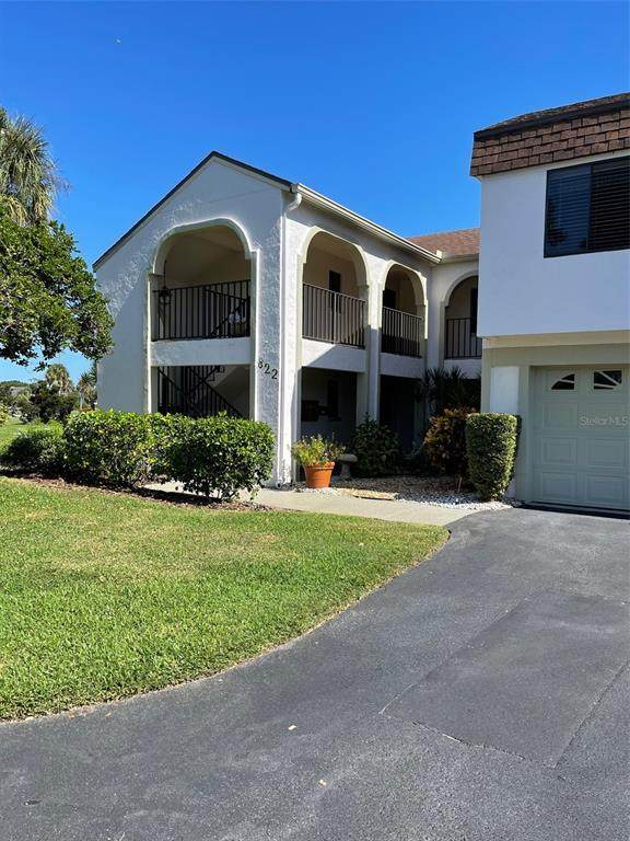 822 Capri Isles Boulevard #107, Venice, FL 34292 (MLS #C7450390) :: Keller Williams Realty Peace River Partners