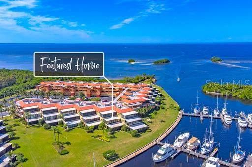 3260 Southshore Drive 62B, Punta Gorda, FL 33955 (MLS #C7450541) :: Everlane Realty