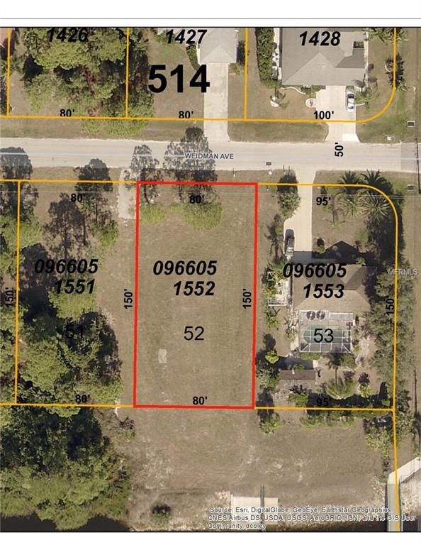 Weidman Avenue, North Port, FL 34286 (MLS #D5922109) :: Medway Realty