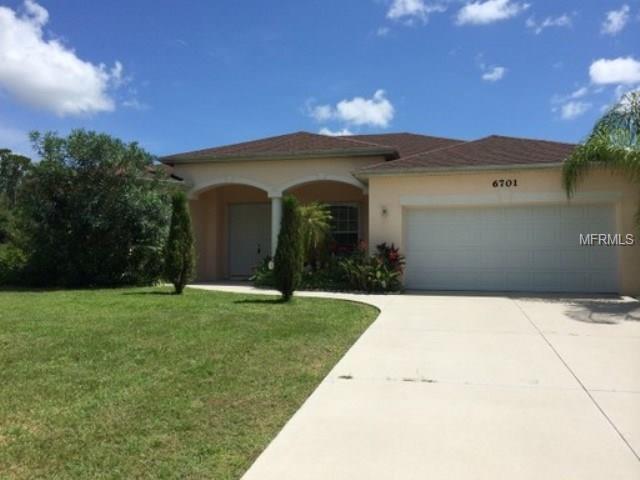 6701 Babbit Avenue, North Port, FL 34291 (MLS #D5922866) :: Godwin Realty Group