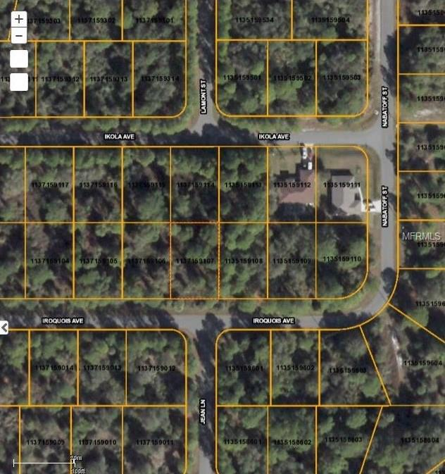 Iroquois Avenue, North Port, FL 34288 (MLS #D5923231) :: Godwin Realty Group