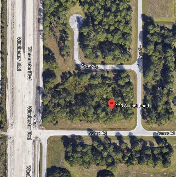 120 Sunset Road N, Rotonda West, FL 33947 (MLS #D6100124) :: Griffin Group