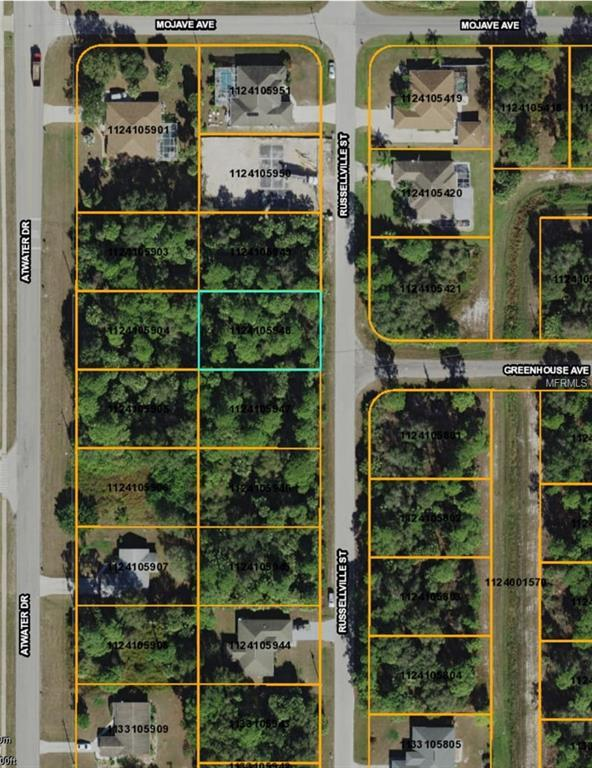 Russellville Street, North Port, FL 34288 (MLS #D6100195) :: RE/MAX Realtec Group