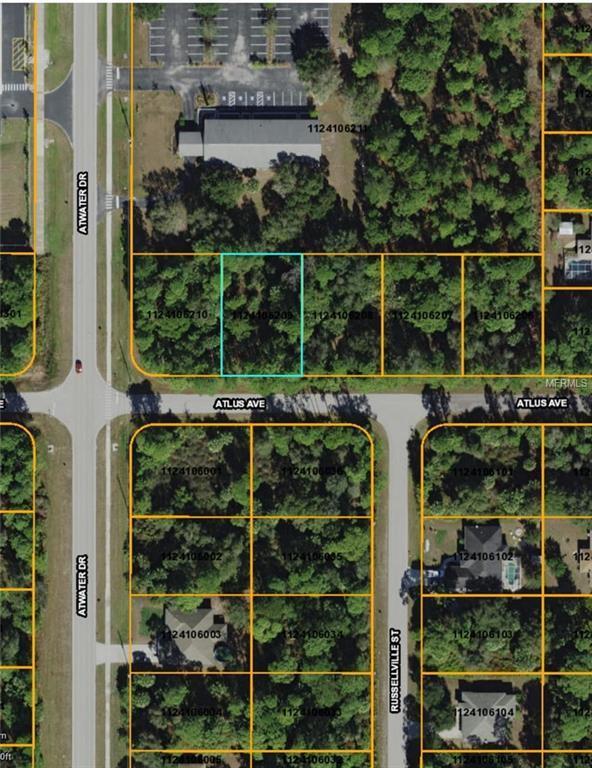 Atlus Avenue, North Port, FL 34288 (MLS #D6100197) :: KELLER WILLIAMS CLASSIC VI