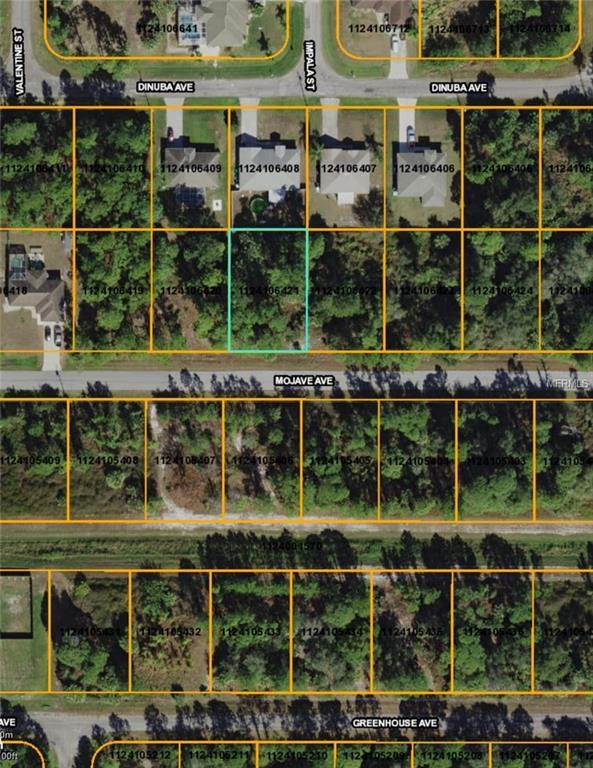 Mojave Avenue, North Port, FL 34288 (MLS #D6100198) :: RE/MAX Realtec Group