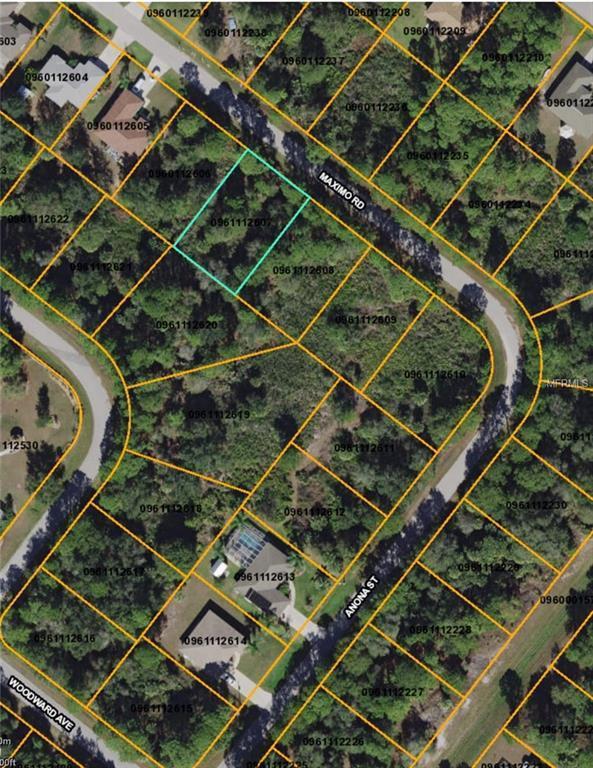 Maximo Road, North Port, FL 34286 (MLS #D6100199) :: TeamWorks WorldWide