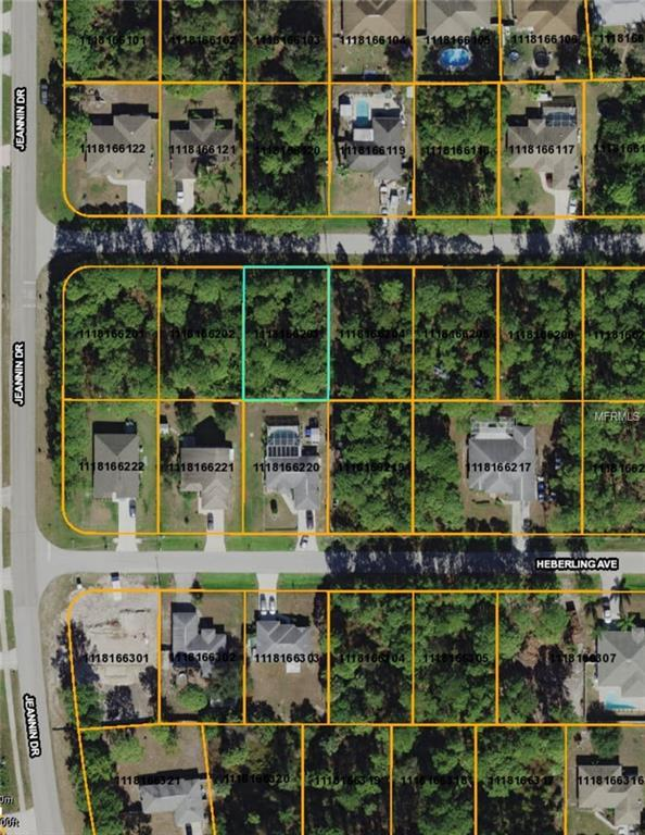 Haffenberg Avenue, North Port, FL 34288 (MLS #D6100203) :: Zarghami Group