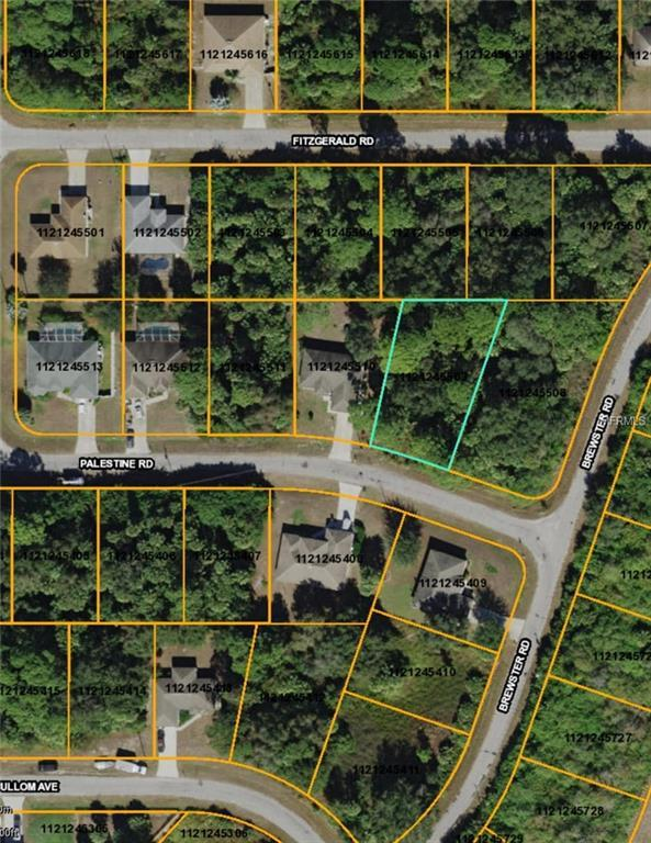 Palestine Road, North Port, FL 34288 (MLS #D6100207) :: Zarghami Group