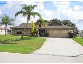255 Mark Twain Lane, Rotonda West, FL 33947 (MLS #D6100288) :: The BRC Group, LLC