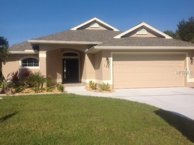215 Antis Drive, Rotonda West, FL 33947 (MLS #D6100653) :: The BRC Group, LLC