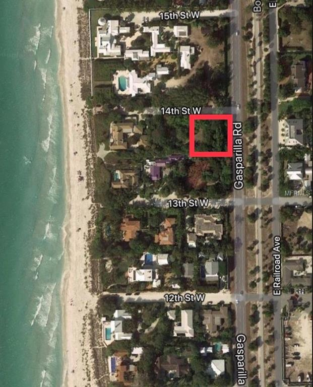 Lot #3 14TH Street, Boca Grande, FL 33921 (MLS #D6100664) :: The BRC Group, LLC