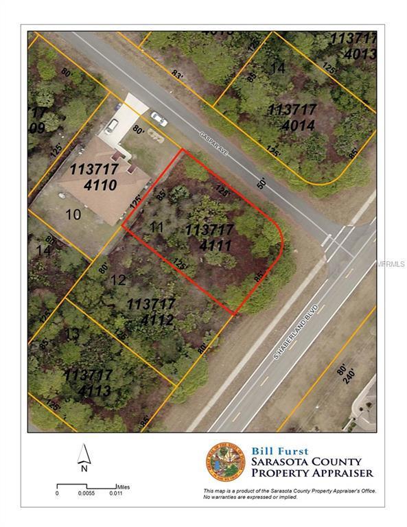 Gaspar Avenue, North Port, FL 34288 (MLS #D6100922) :: The Price Group