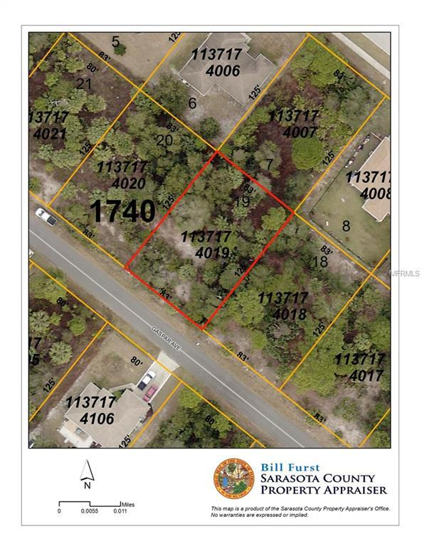 Gaspar Avenue, North Port, FL 34288 (MLS #D6100924) :: The Price Group