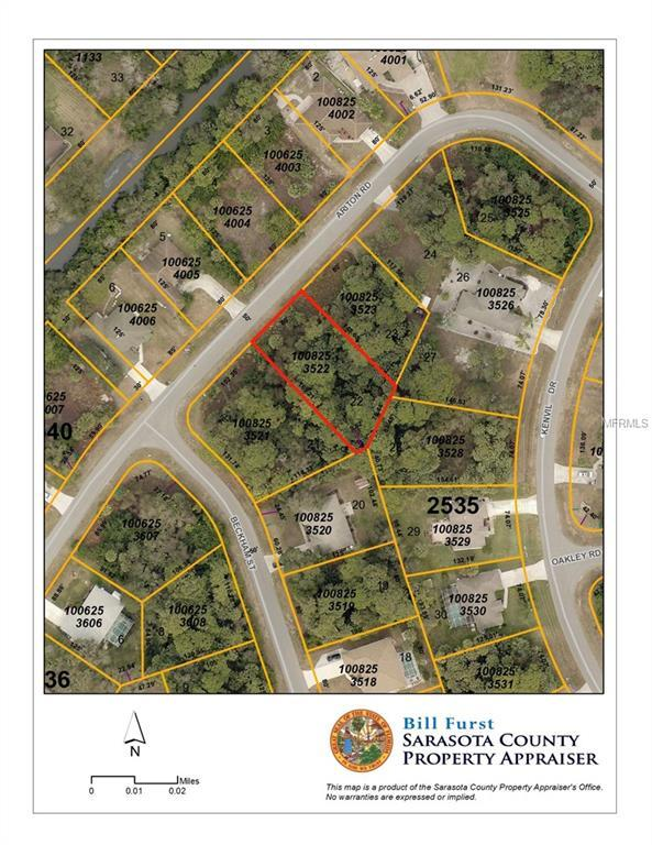 Ariton Road, North Port, FL 34288 (MLS #D6100947) :: The Price Group