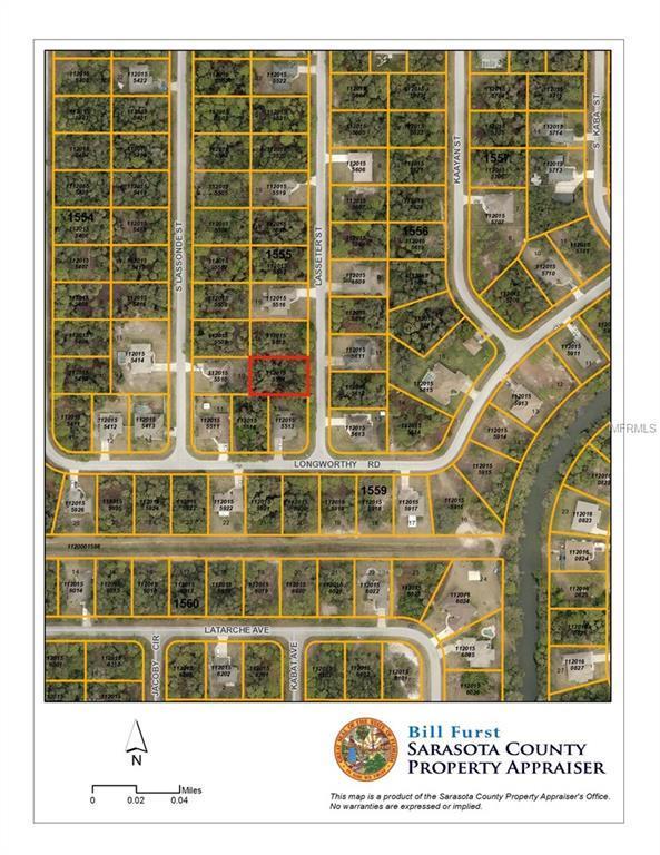 Lasseter Street, North Port, FL 34288 (MLS #D6101026) :: The Lockhart Team