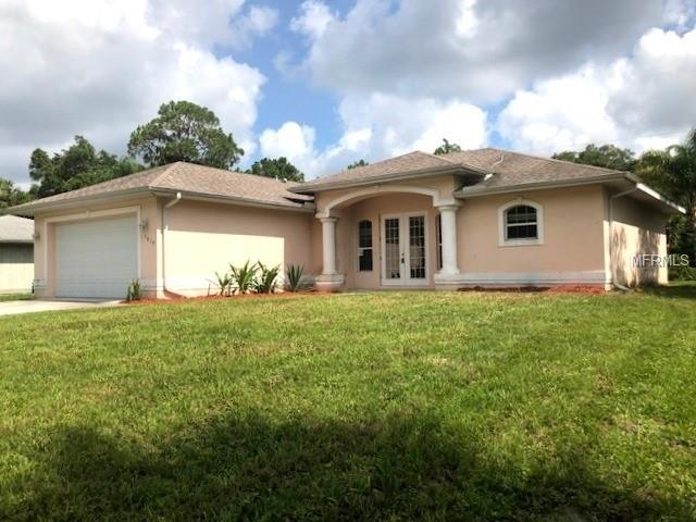 3819 Lothair Avenue, North Port, FL 34287 (MLS #D6101701) :: Godwin Realty Group