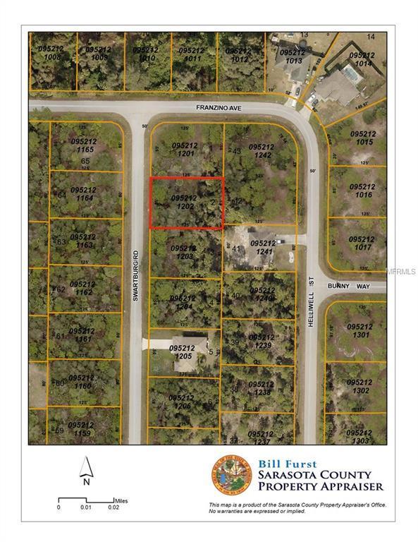 Swartburg Road, North Port, FL 34291 (MLS #D6101813) :: Godwin Realty Group