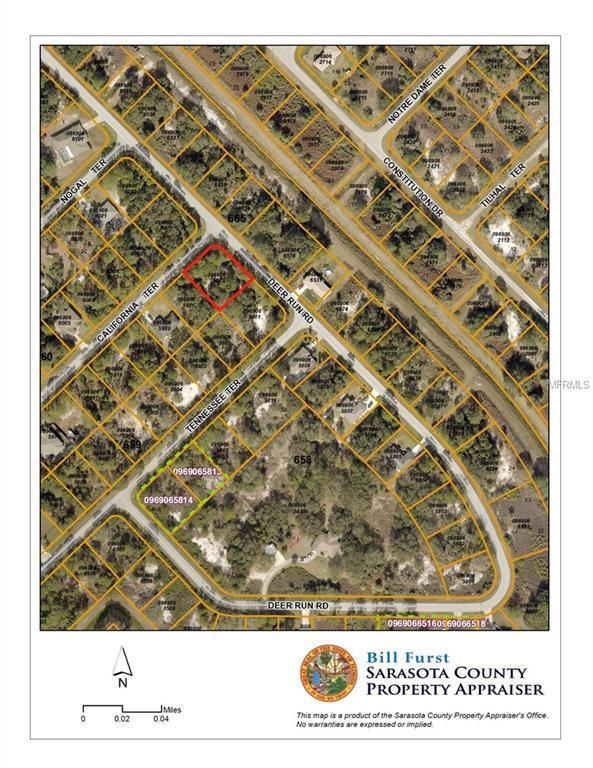 California Terrace, North Port, FL 34291 (MLS #D6101825) :: RE/MAX Realtec Group