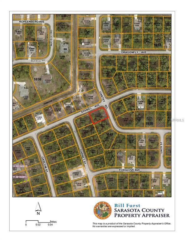 Gantry Road, North Port, FL 34288 (MLS #D6101832) :: Medway Realty