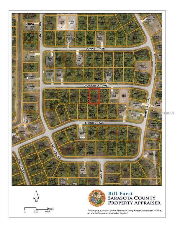Dragonfly Avenue, North Port, FL 34288 (MLS #D6101835) :: G World Properties
