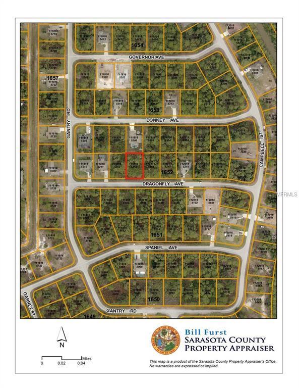 Dragonfly Avenue, North Port, FL 34288 (MLS #D6101836) :: G World Properties
