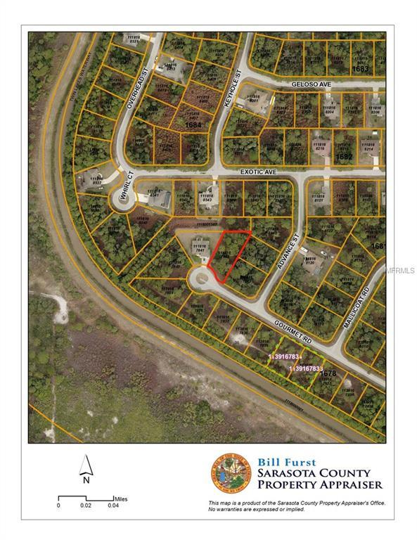 Gourmet Road, North Port, FL 34288 (MLS #D6101839) :: G World Properties