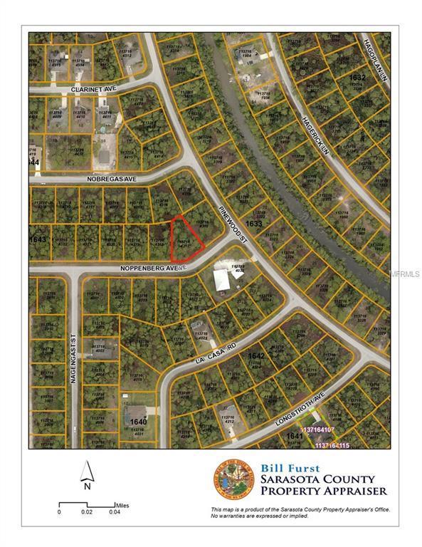 Noppenberg Avenue, North Port, FL 34288 (MLS #D6101854) :: Premium Properties Real Estate Services