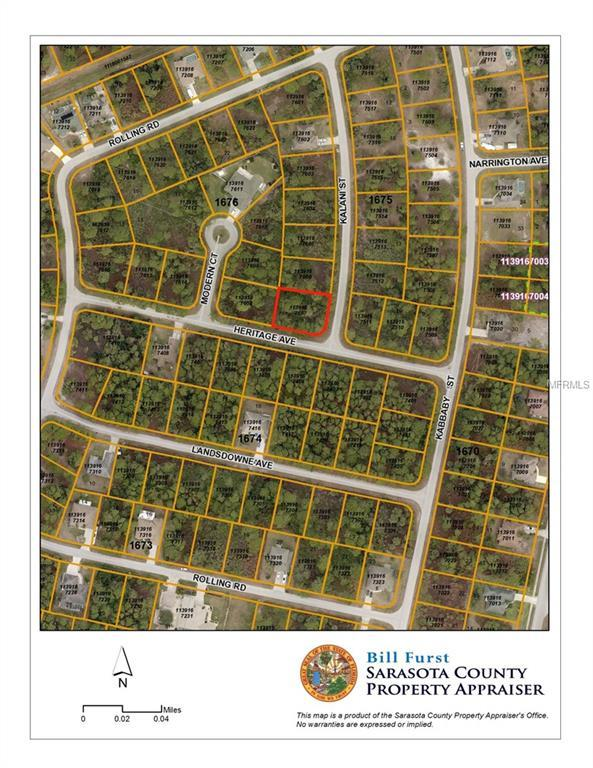 Kalani Street, North Port, FL 34288 (MLS #D6101867) :: Premium Properties Real Estate Services