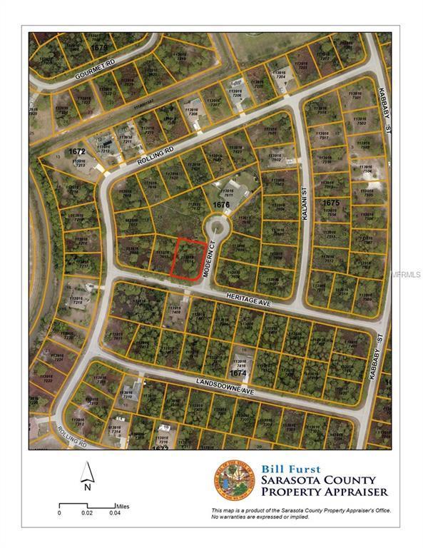 Modern Court, North Port, FL 34288 (MLS #D6101868) :: KELLER WILLIAMS CLASSIC VI
