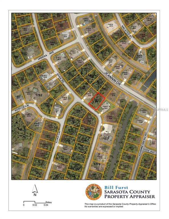 Sean Road, North Port, FL 34288 (MLS #D6101871) :: Griffin Group