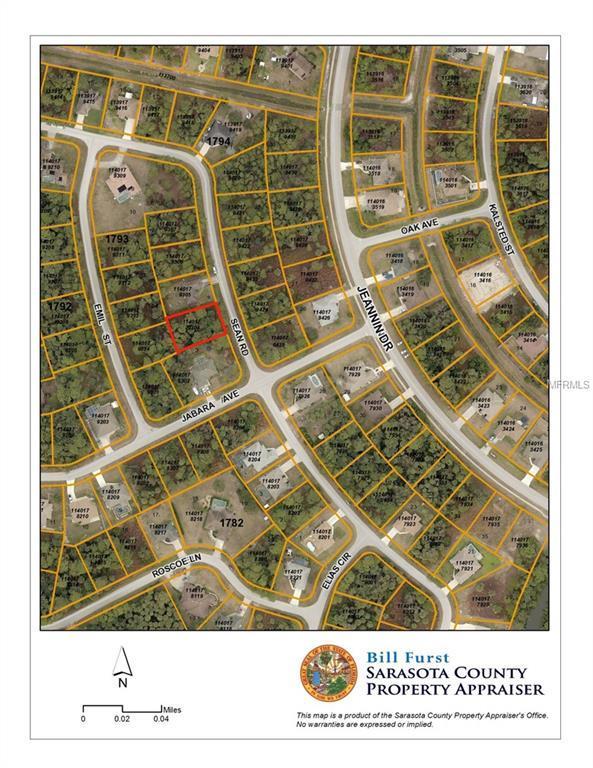 Sean Road, North Port, FL 34288 (MLS #D6101872) :: Griffin Group