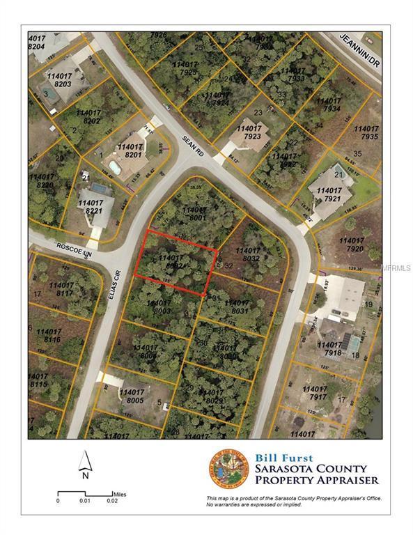 Elias Circle, North Port, FL 34288 (MLS #D6101873) :: Griffin Group